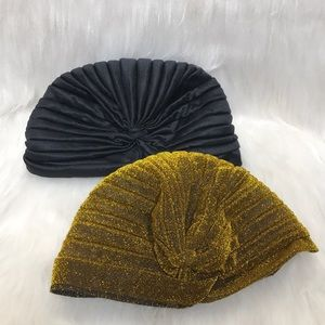 Set of 2 Turbans